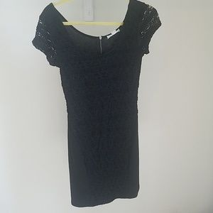 3 for $20 sale Derek heart black lace dress